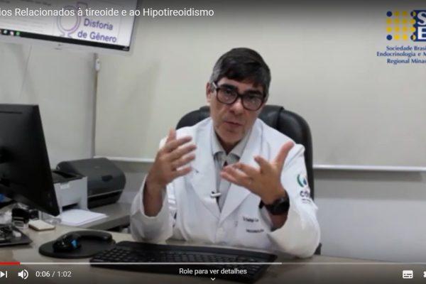 Homônios Relacionados à tireoide e ao Hipotireoidismo